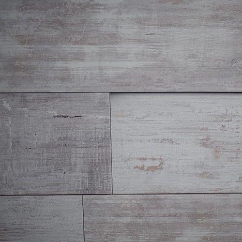 Rustic White Mix PVC Wall Panel