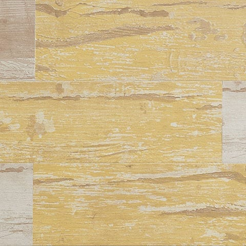 Antique Yellow PVC Wall Panel | Washed Effect Wall Panels ...