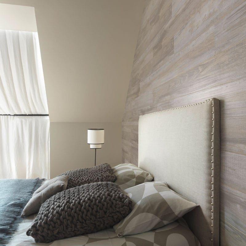 Pvc Wall Panels : Datcha grey pvc wall panel wood effect targwall