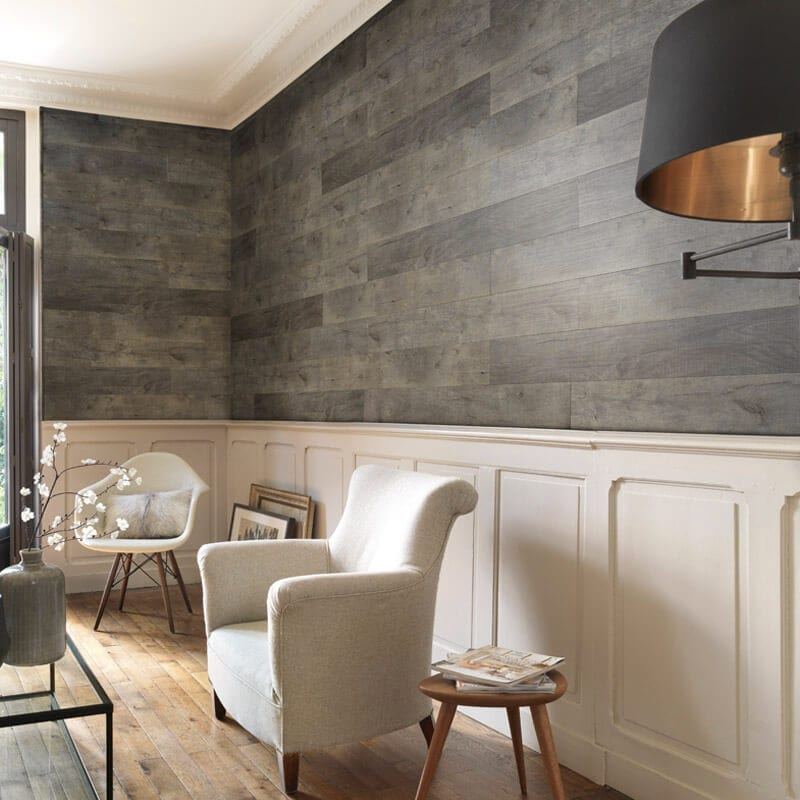 meg ve grey pvc wall panel wood effect wall panel targwall. Black Bedroom Furniture Sets. Home Design Ideas