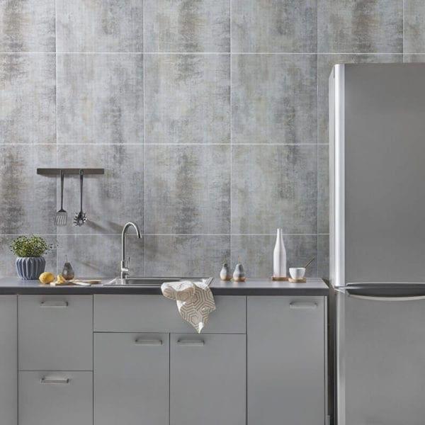 Metal Oxide Industrial PVC Wall Panels