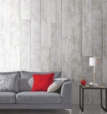 Rustic Wood Effect PVC Panel