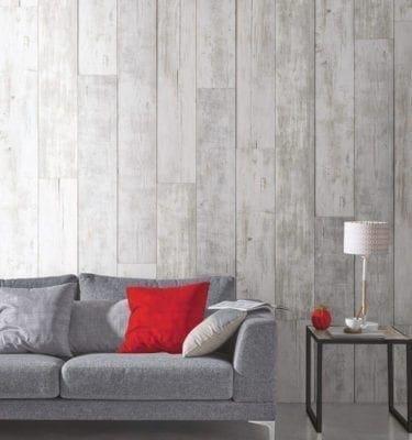 Rustic Wood Effect PVC Panel