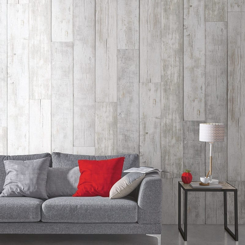 Rustic Wall Paneling ~ Rustic white mix pvc wall panel targwall