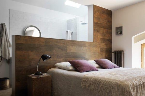 Megeve Brown Bedroom
