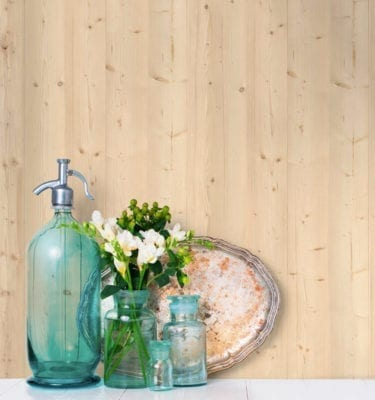 Natural Wood Effect PVC Wall Panels