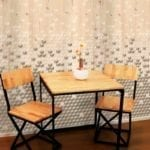 Pixel Wood Effect PVC Wall Cladding