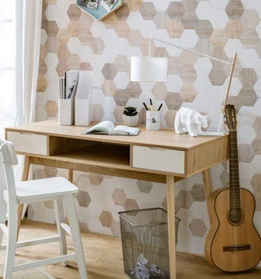 Terracotta PVC Wall Cladding