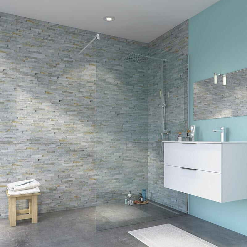 Angelo Wall Cladding Stone Brick Effect Targwall
