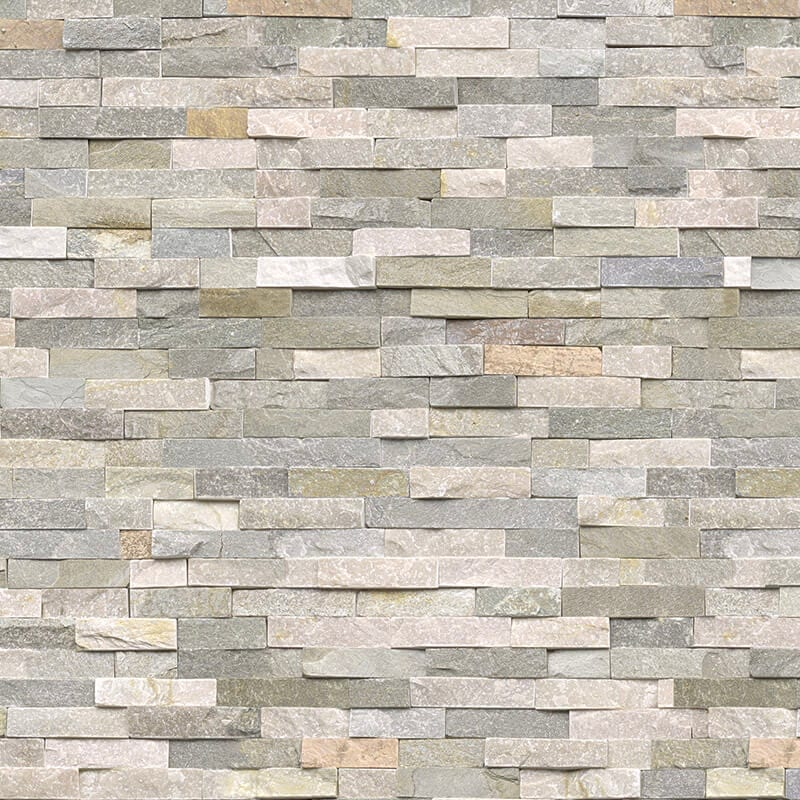 Angelo wall cladding stone brick effect targwall for Stone clad