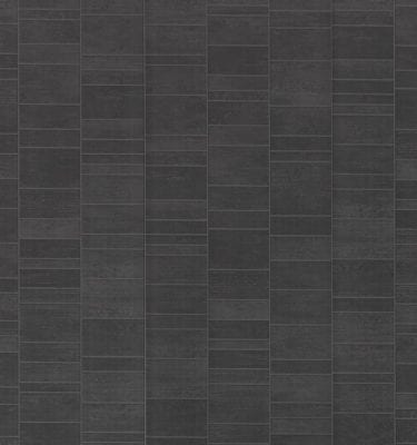 Anthracite Tile Effect PVC Wall Panels