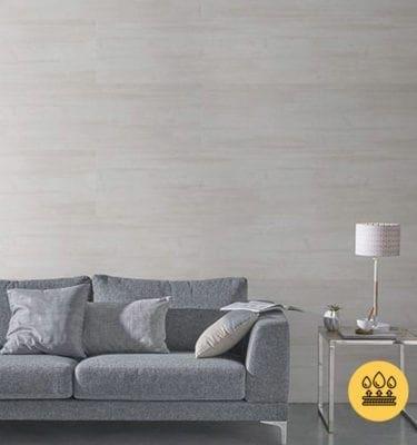 BEIGE PLANED WOOD EFFECT PVC WALL PANEL