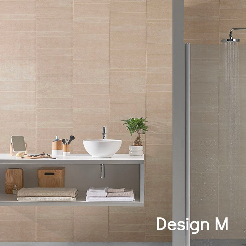 Beige Tile Effect Pvc Wall Panels Bathrooms Amp Kitchen