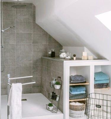 Bombay Stone - Bathroom Effect Tiles