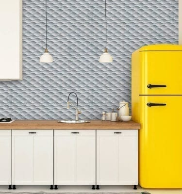 Infinity Graphic Concrete Effect Tiles