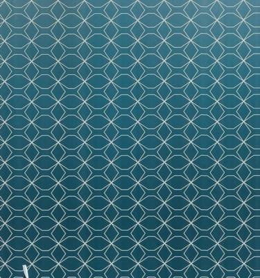 Scandinavian Dark Blue - Geometric Wall Panels