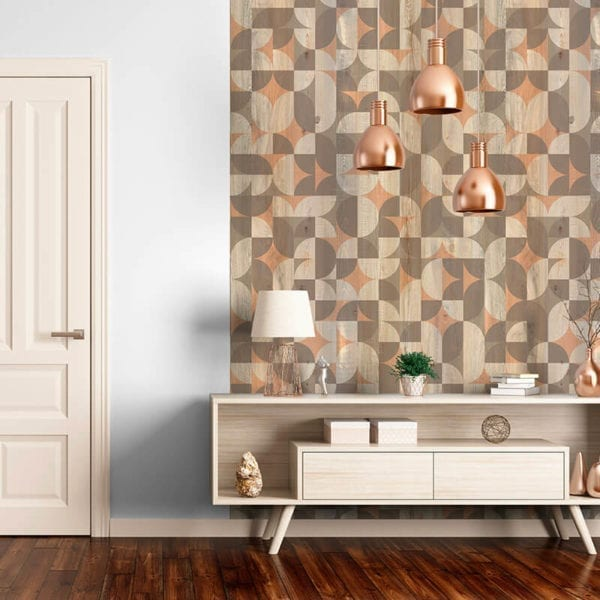 Solstice Wood Effect Wall Cladding