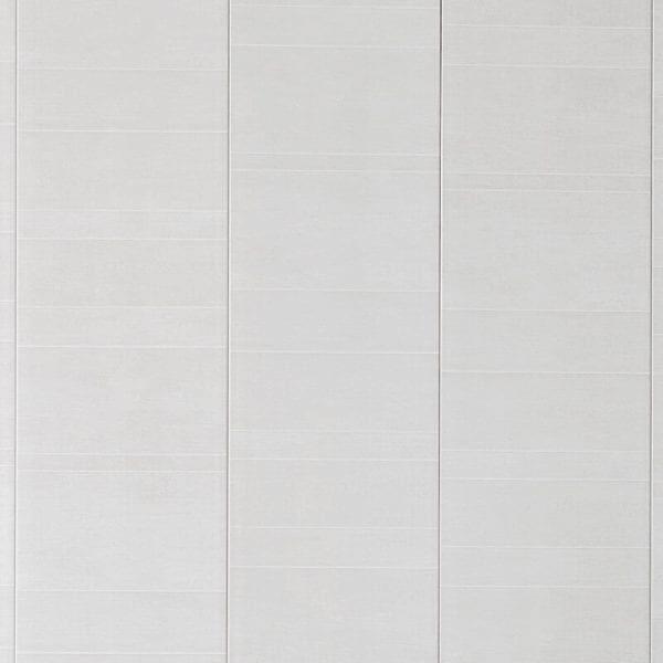 White Tile Effect PVC Wall Panels 74688C15