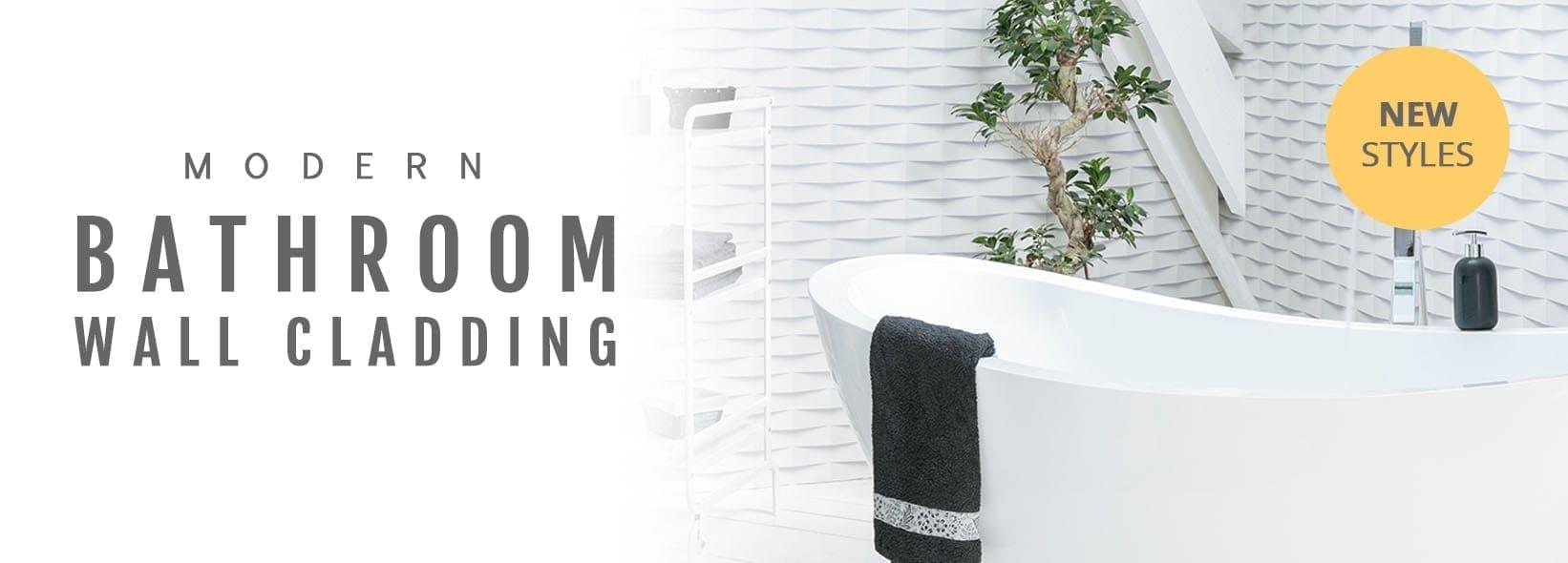 Bathroom Wall Cladding - Targwall