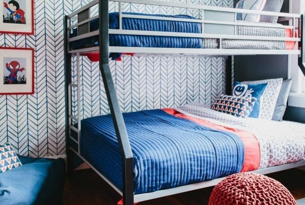 Kids Bedroom Ideas Bunk Beds