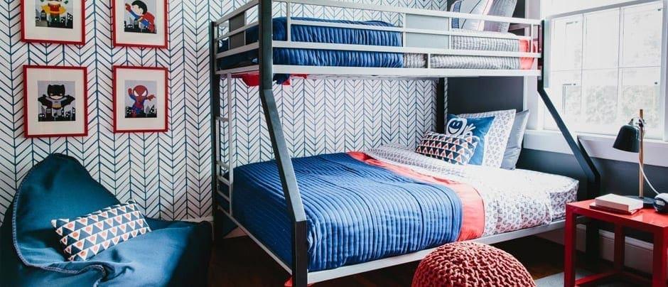 Kids Bedroom Ideas Bunk Beds