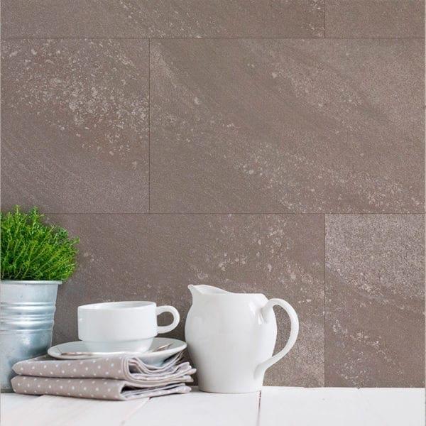 Grege Stone Tile Effect Wall Panel