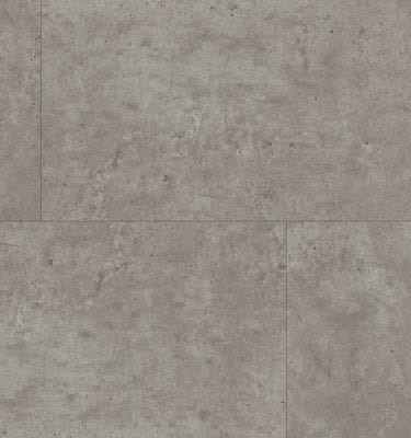 Grey Concrete Tile Effect Wall Panel Close Up