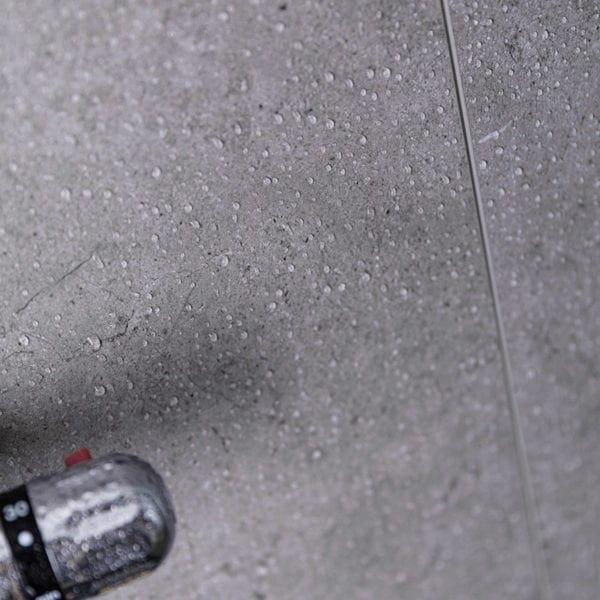 Grey Slate Waterproof Tile Effect Wall Panel