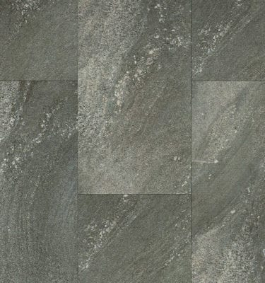 Dark Stone Waterproof Tile Effect Wall Panels Close Up