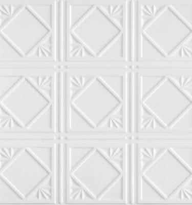 Artnouvo BackSplash White
