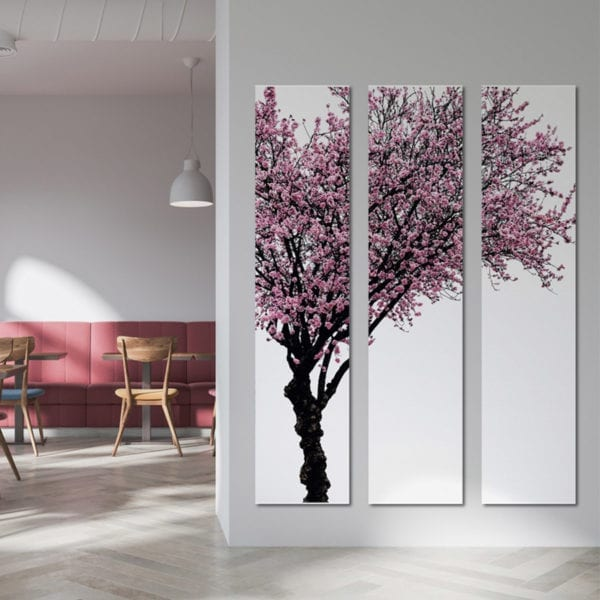 Colour Tree P4001F64 3 Panel Wall Art 1
