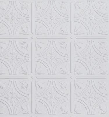 Empire BackSplash White