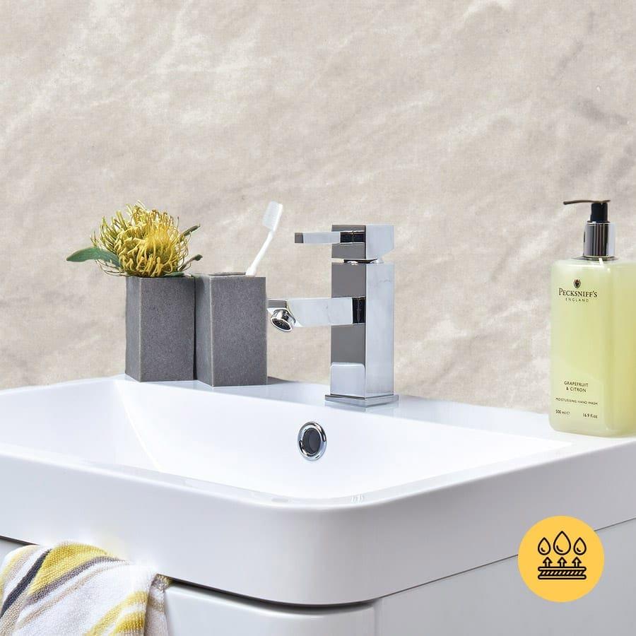 Vistelle Bathroom Shower Feature Wall Panel - Dream House