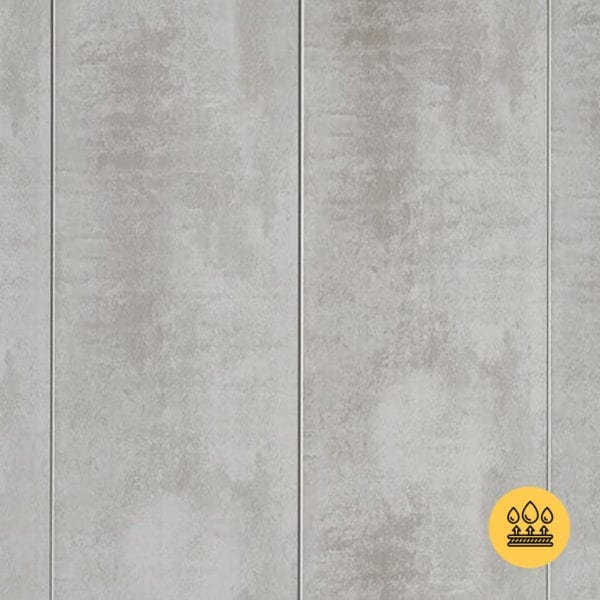 LIGHT CONCRETE PVC WALL PANEL – CLASSIC INDUSTRIAL