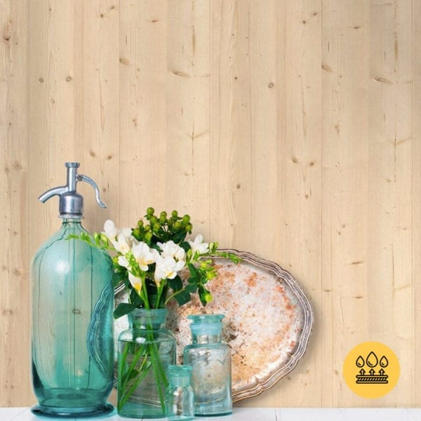 NATURAL WOOD PVC WALL PANEL – PREMIUM