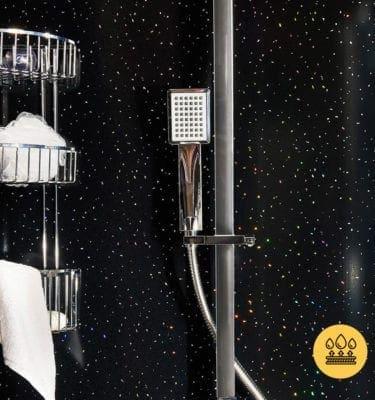 NIGHT SKY GECKO BATHROOM WALL PANEL – 2600 X 250 X 5MM