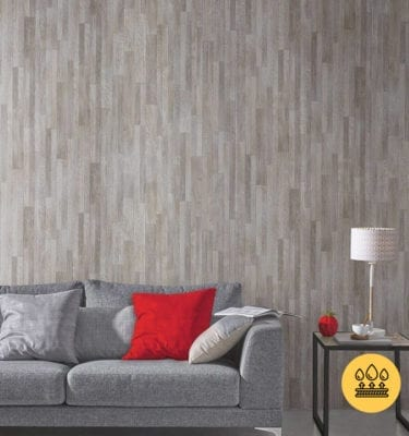 OAK GREY EFFECT PVC WALL PANEL – CLASSIC