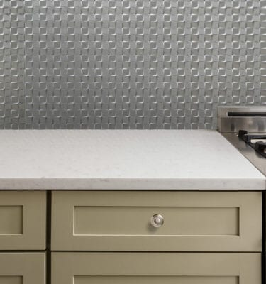 Quadrate BackSplash Nickle 2