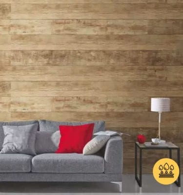 RUSTIC BROWN PVC WALL PANEL – PREMIUM