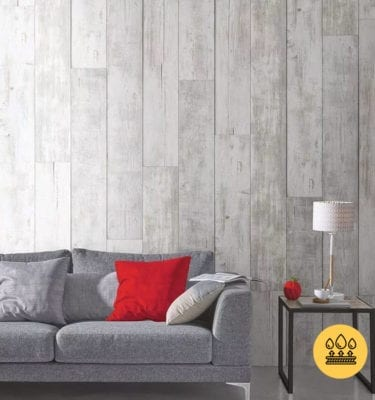 RUSTIC WHITE MIX PVC WALL PANEL – PREMIUM