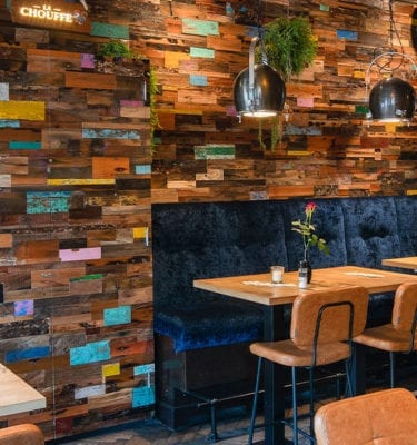 Real Wood Wall Cladding