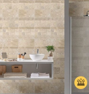 TRAVERTINE MIX PVC WALL PANELS