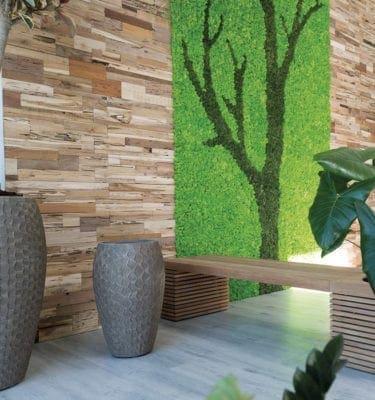 Texel Real Wood Tiles