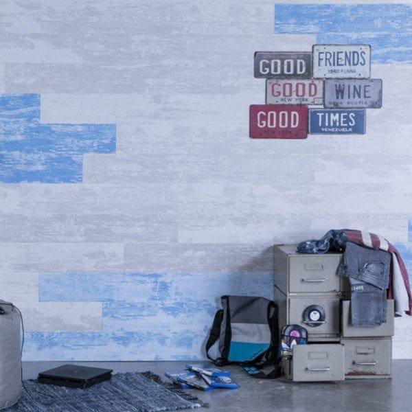 Antique Bold Blue - Cabane 2020 Ambience